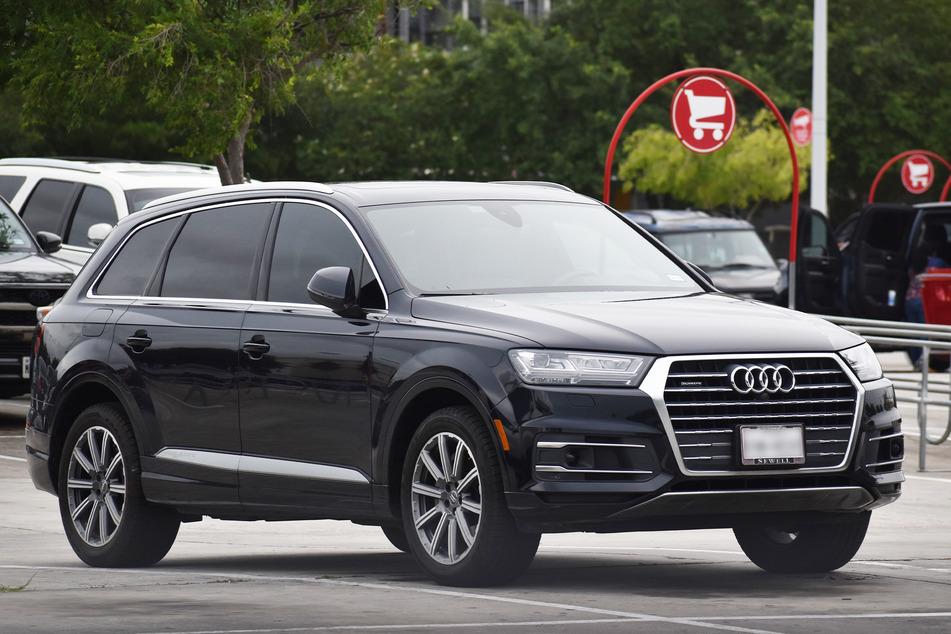 Mit einem Audi Q7 war der Verdächtige auf der A4 unterwegs (Symbolbild).