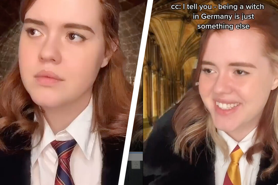 TikTok magic: Actor goes viral conjuring comedic Hogwarts foreign exchange student