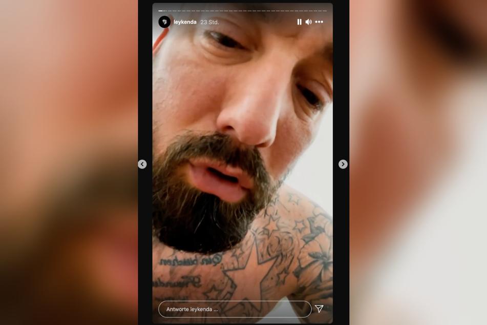 Jan Leyk redet sich auf Instagram häufiger um Kopf und Kragen.