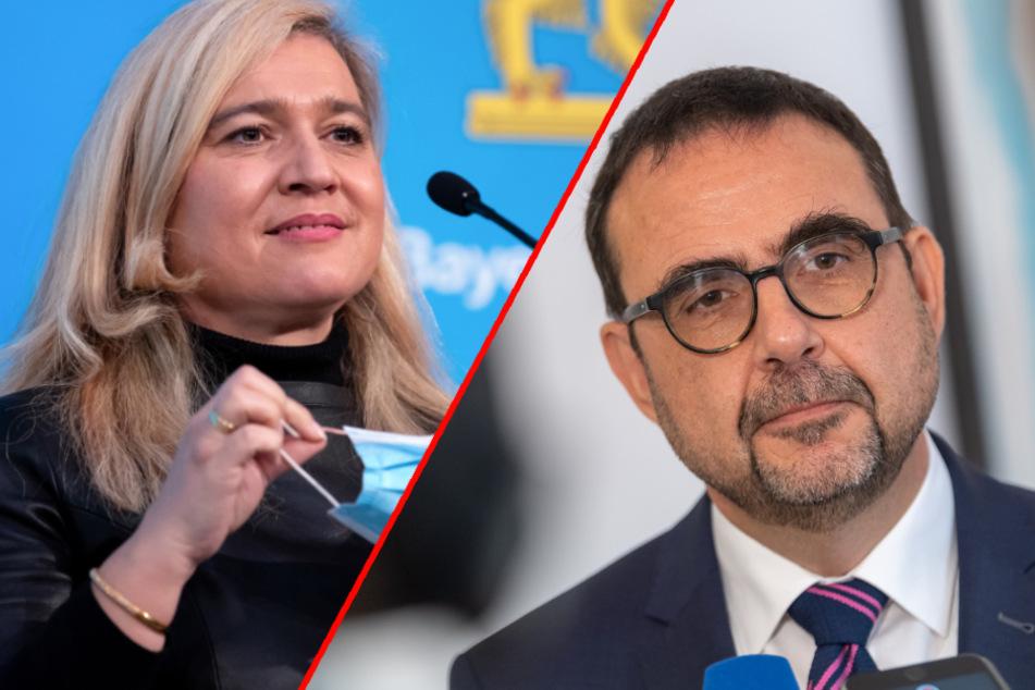 Söder tauscht Gesundheitsminister aus: Huml muss gehen, Holetschek übernimmt
