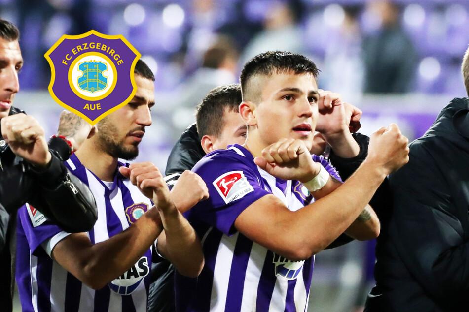 """Aues Mittelfeldakteur Antonio Jonjic: """"Müssen die Gegner wieder wegfegen!"""""""