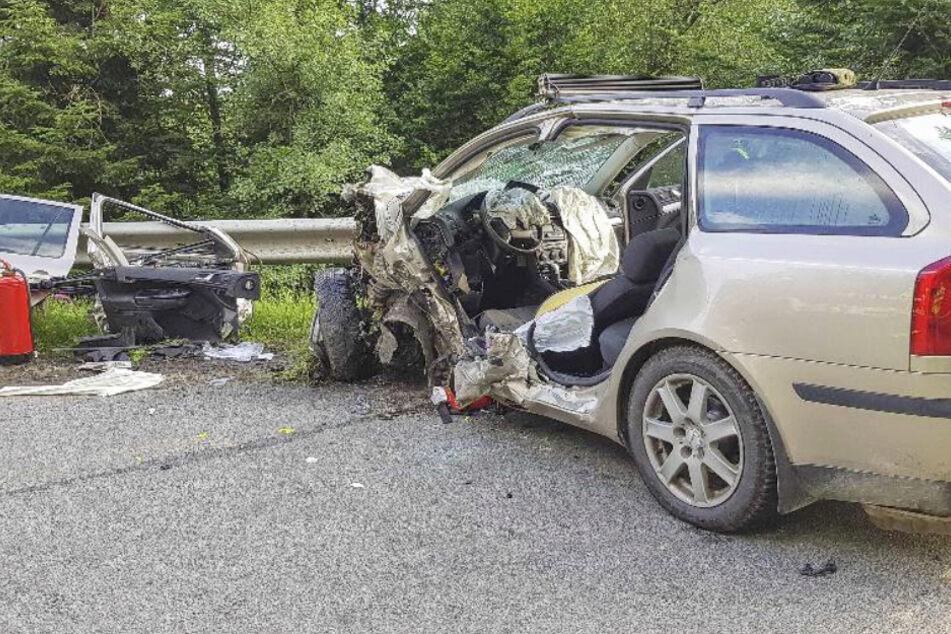 Im Landkreis Passau ist es zu einem schweren Unfall gekommen.