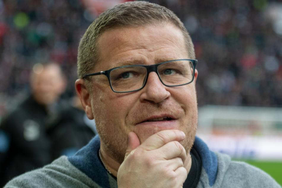 Borussia Mönchengladbachs Sportdirektor Max Eberl (46).