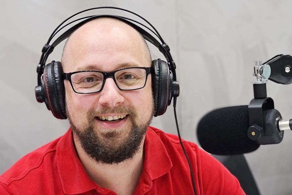 Pillen-Tipps am Telefon: Medikamenten-Experte Tobias Kühne-Döge (39).