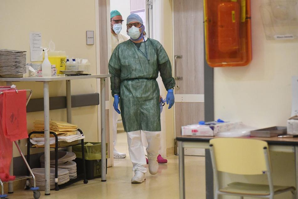 Krankenhäuser sind in Deutschland für Ostern gewappnet. (Symbolbild)