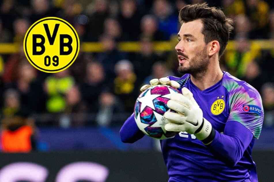 BVB-Keeper Roman Bürki vor Verlängerung in Dortmund!