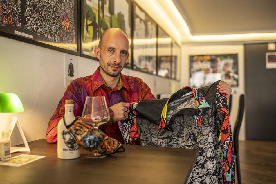 Chemnitz: Reif für die Ausstellung: Diese Hemden sind Kunst!