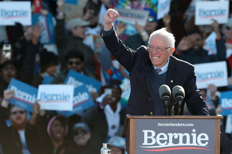 Bernie Sanders has big plans for coronavirus relief