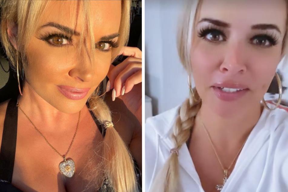 Wanderte vor Jahren nach Mallorca aus: TV-Sternchen Daniela Katzenberger (34).