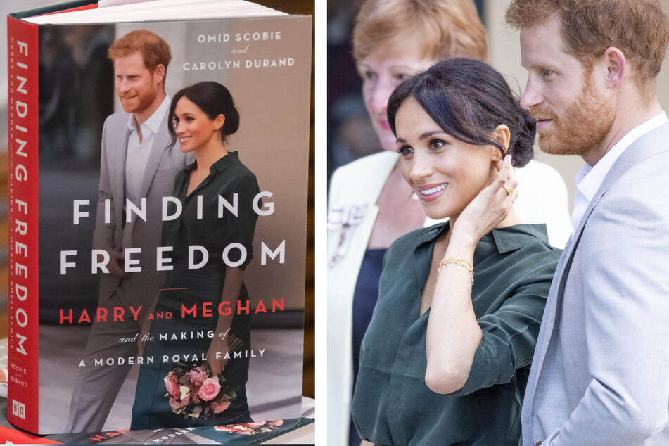 Updated edition of Harry and Meghan's unofficial biography reveals shocking new detail in royal feud