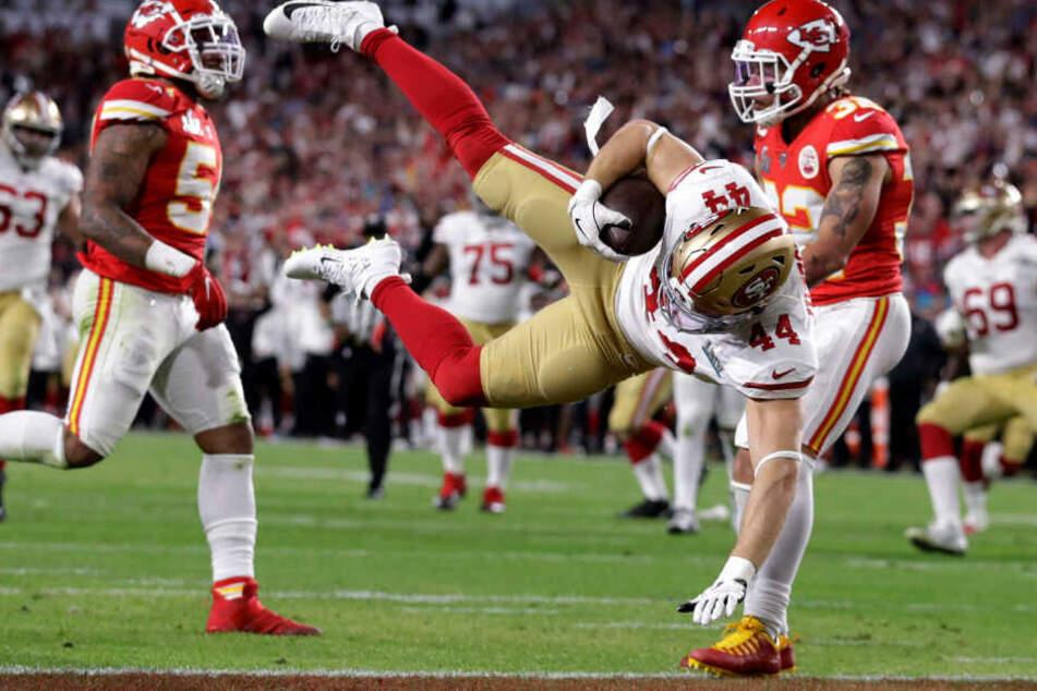 Der Super Bowl gilt mit mehr als weltweit 800 Millionen Zuschauern als das größte Einzelsportereignis der Welt. (Archiv)