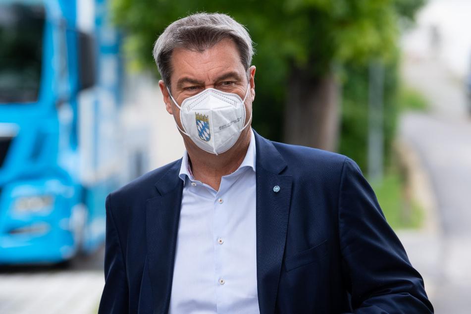 Bayerns Ministerpräsident Markus Söder (54, CSU) fordert eine Empfehlung für Kinder-Impfungen von der Stiko.