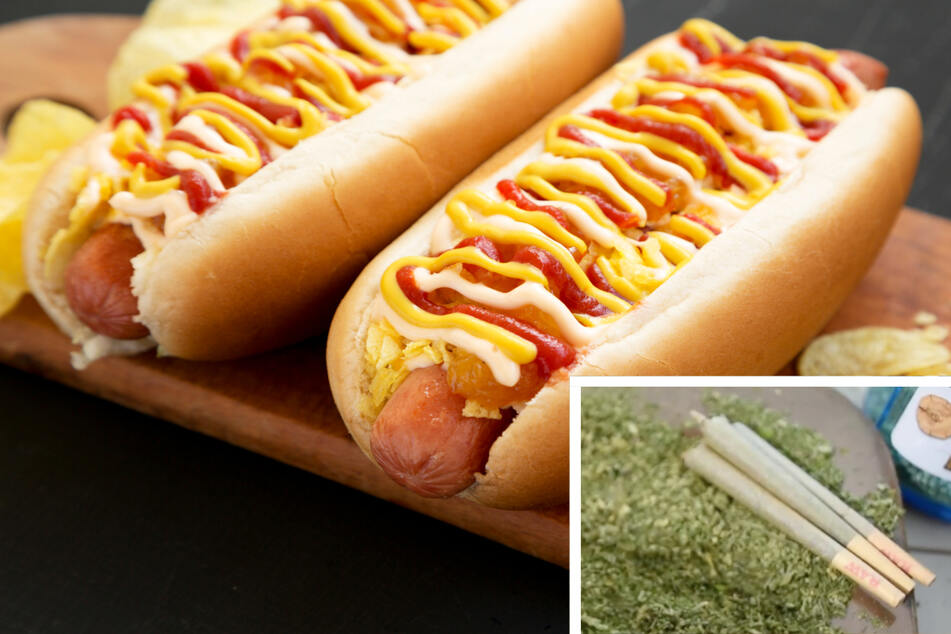 Companies like Nathan's Hot Dogs and the Joints For Jabs program are giving away some awesome freebies (stock image).