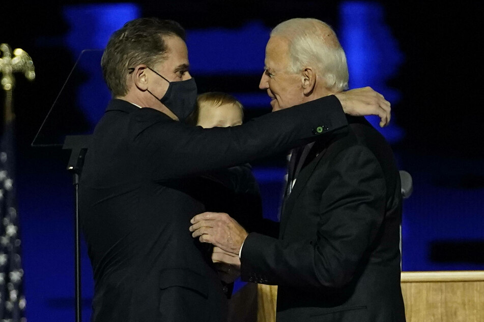 Federal agencies notify Joe Biden's son that he is under investigation