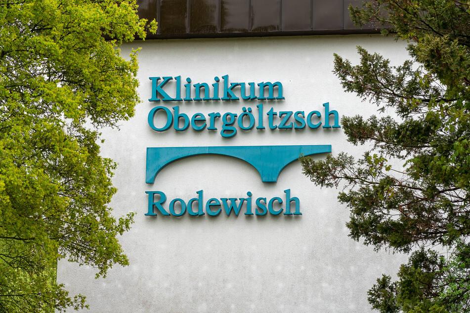 Corona-Hotspot im Vogtland: das Klinikum Obergöltzsch Rodewisch.