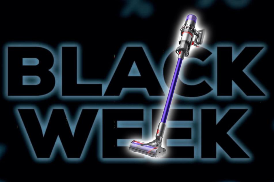 Zur Black Week bekommt Ihr diesen Dyson-Sauger 170 Euro günstiger