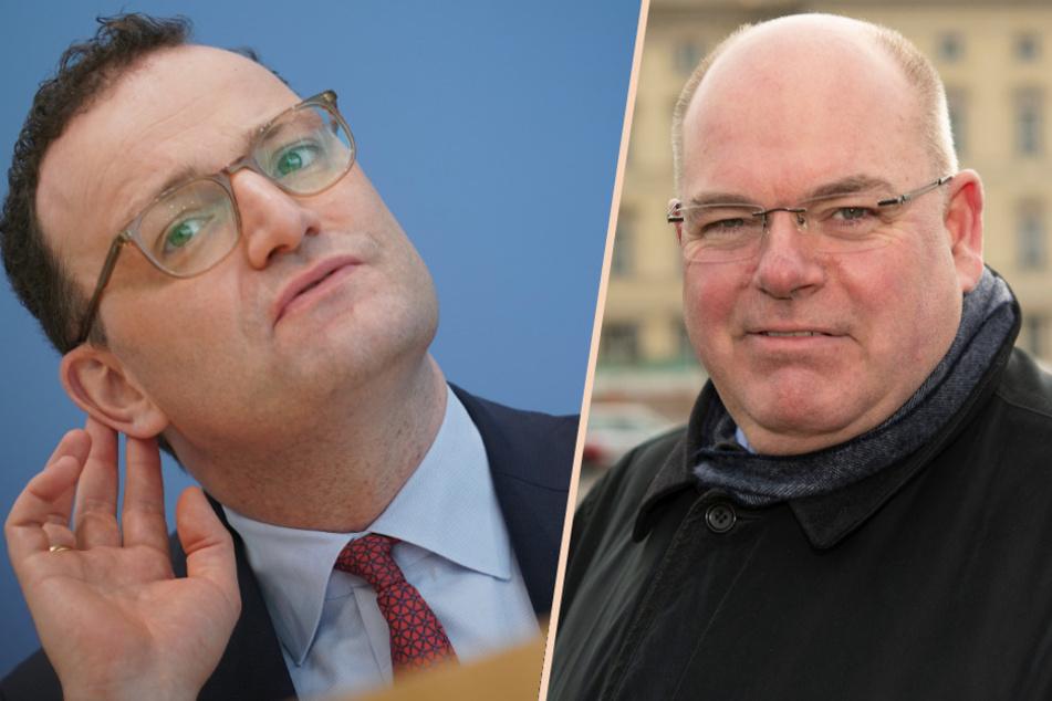 Nicht bezahlter Masken-Deal: Kohl-Sohn klagt gegen Jens Spahn