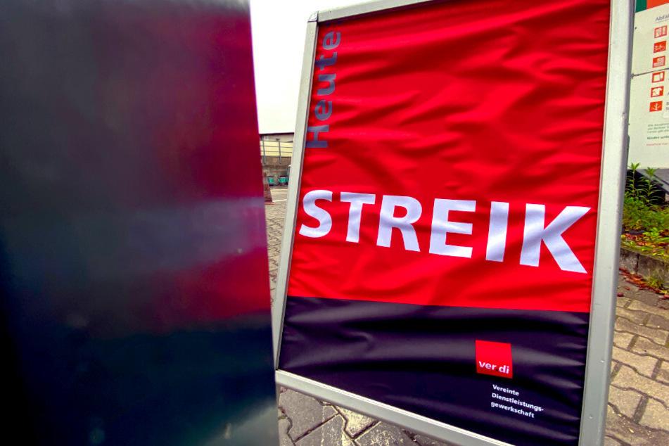 Gewerkschaft Verdi ruft erneut zu Warnstreiks in Berlin auf!