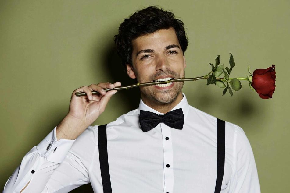 """Leon Knudsen (33) will in der RTL-Kuppelshow """"Die Bachelorette"""" das Herz von Maxime Hebord (26) erobern."""