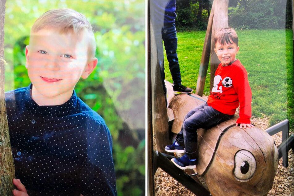 Kinder (4, 6) spurlos verschwunden: Wer hat Ömer und Connor gesehen?