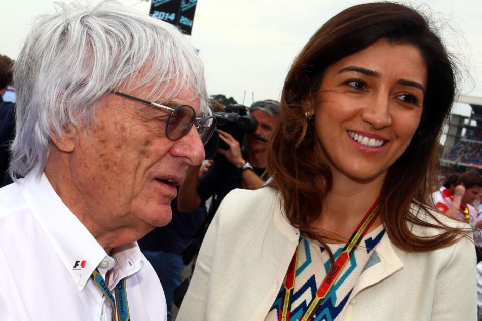 Bernie Ecclestone und Fabiana Flosi haben ein Kind bekommen.