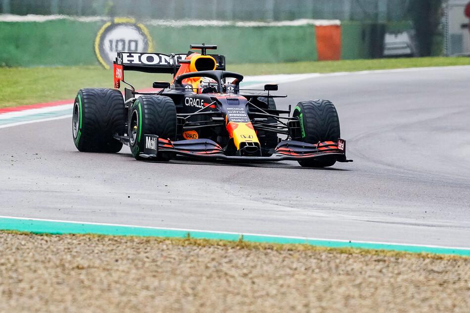 Max Verstappen aus den Niederlanden setzte sich gegen seine Kontrahenten durch und gewann den Großen Preis von Italien.