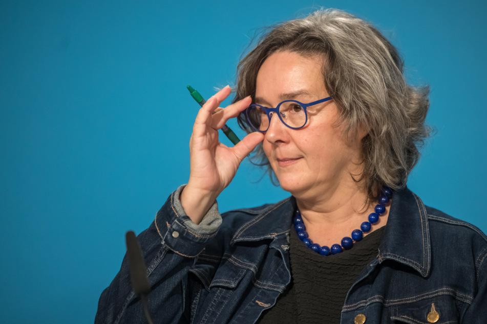 Thüringens Gesundheitsministerin Heike Werner (51, Linke).