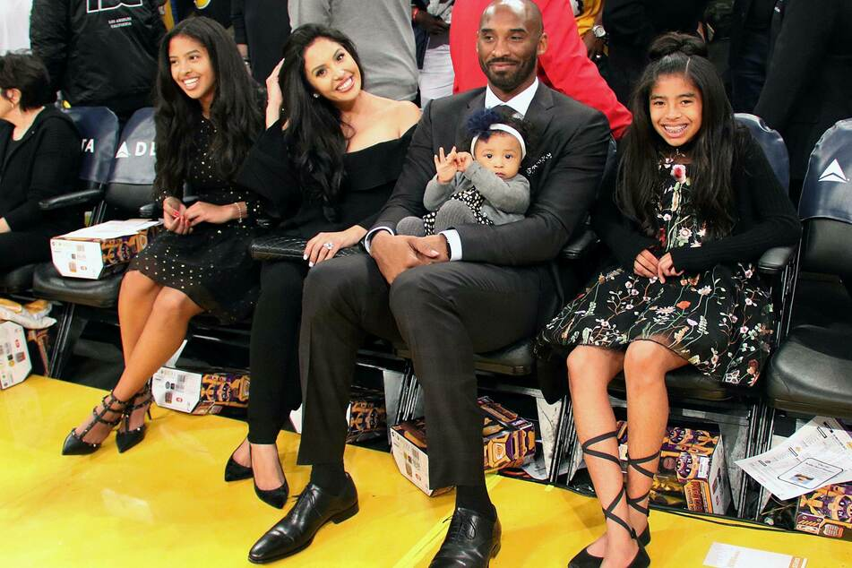 Vanessa Bryant musters through each day for her daughters, and to keep the legacy of Kobe Bryant and their daughter Gigi alive.