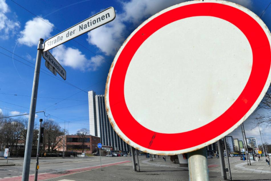Fahrrad-Demo in Chemnitz: Diese Straßen sind heute Abend dicht!