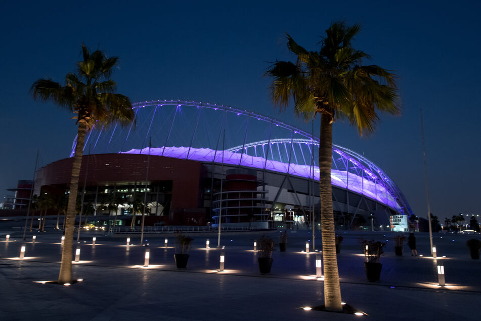 Für die FIFA WM 2022 in Katar wurden zahlreiche neue Stadien gebaut. (Foto: Sven Hoppe/dpa)
