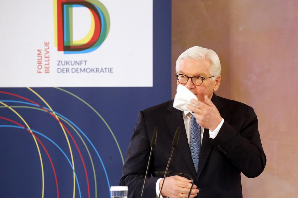 Bundespräsident Frank-Walter Steinmeier (65).