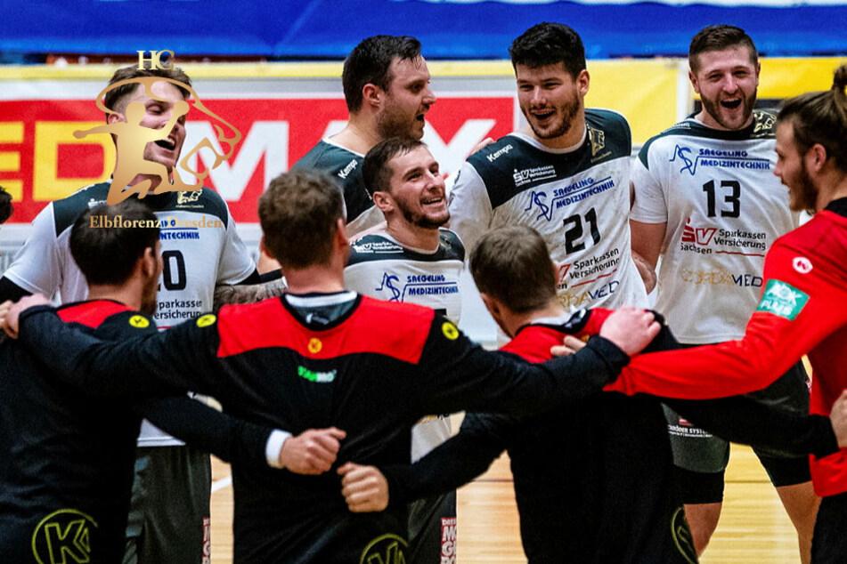 HC Elbflorenz feiert in Dessau seinen vierten Auswärtssieg