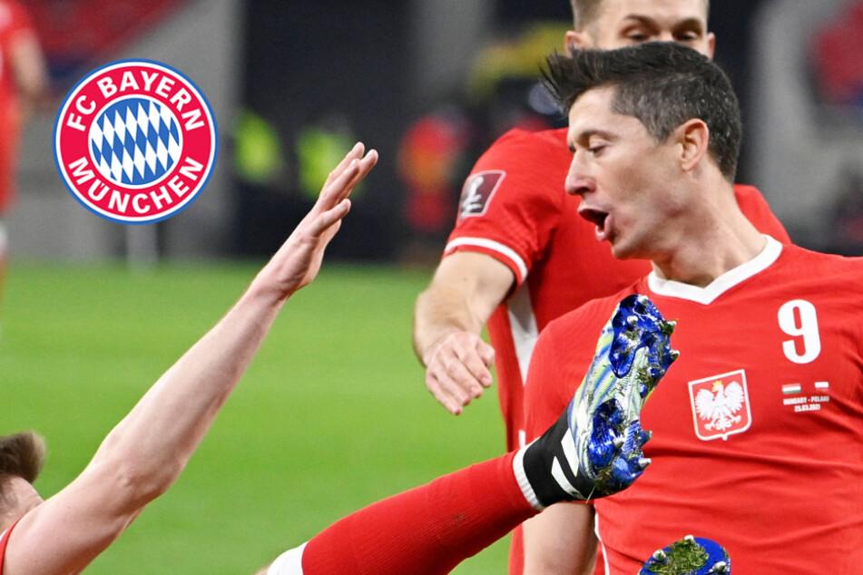 Das wird richtig eng! Verletzungs-Diagnose bei Lewandowski bringt FC Bayern in Bredouille