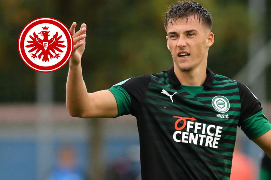 Auf Kriegspfad mit Groningen: Hrustic will Eintracht-Wechsel um jeden Preis