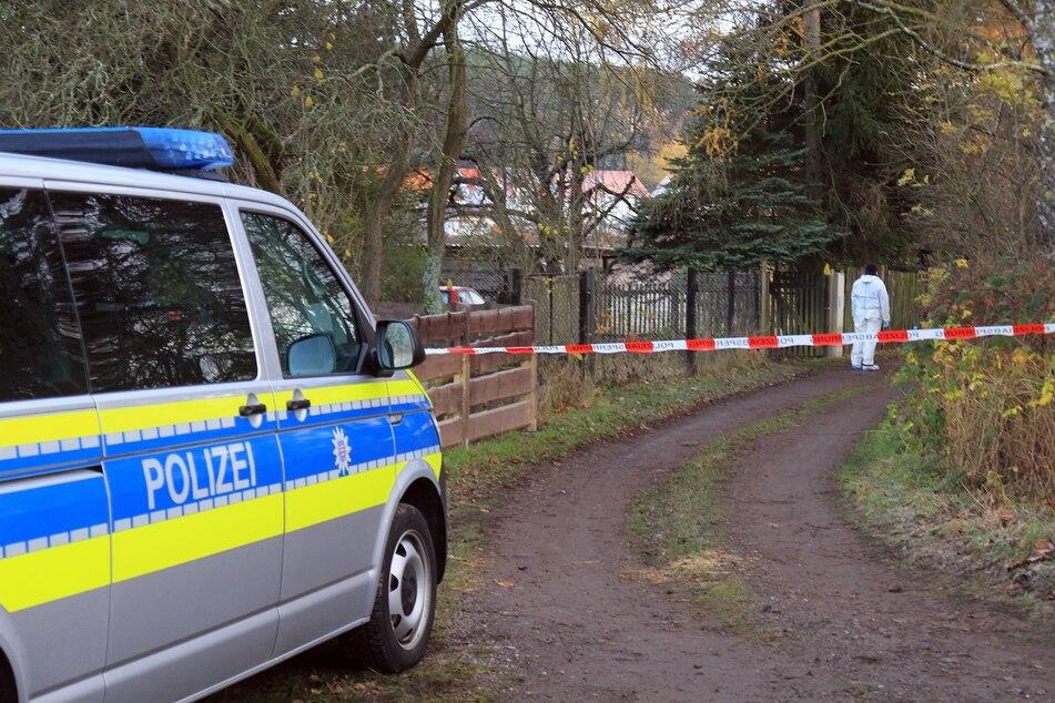 86-Jährige tot in ihrem Garten aufgefunden: Polizei nimmt Tatverdächtigen fest