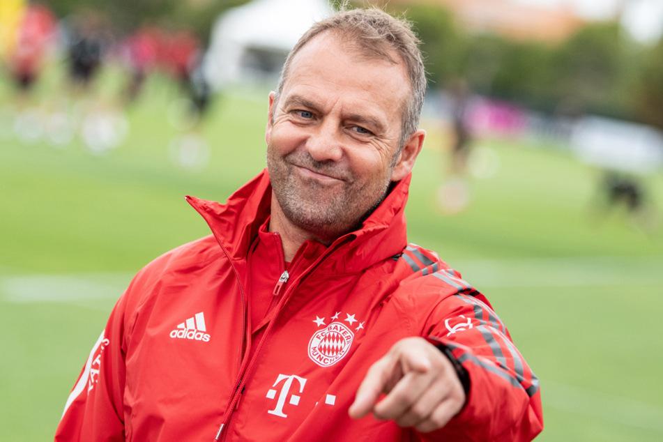 Hansi Flick (55) brachte den FC Bayern München zurück auf die Erfolgsspur. (Archiv)