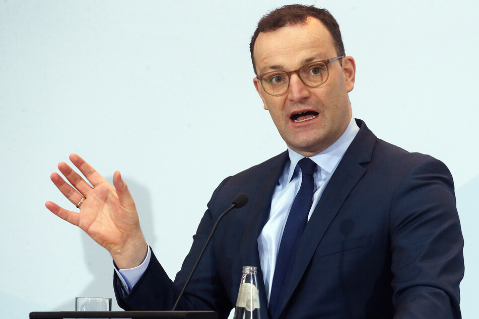 Jens Spahn (CDU), Bundesgesundheitsminister.