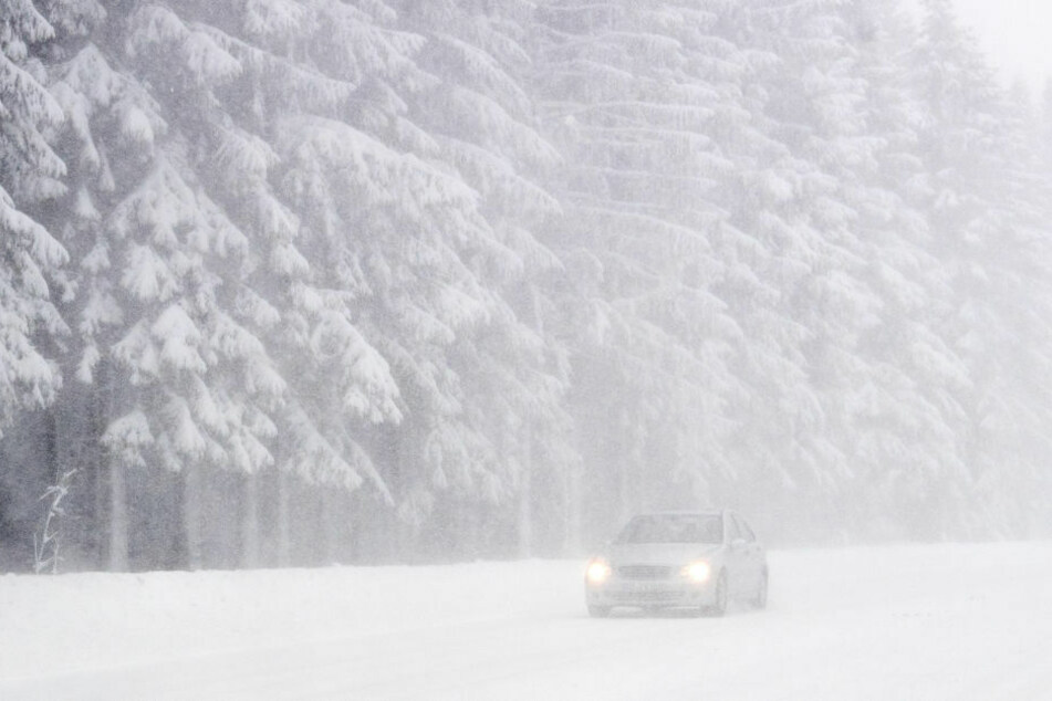 Weitgehende Entwarnung: Wohl kein Schneesturm in Mecklenburg-Vorpommern