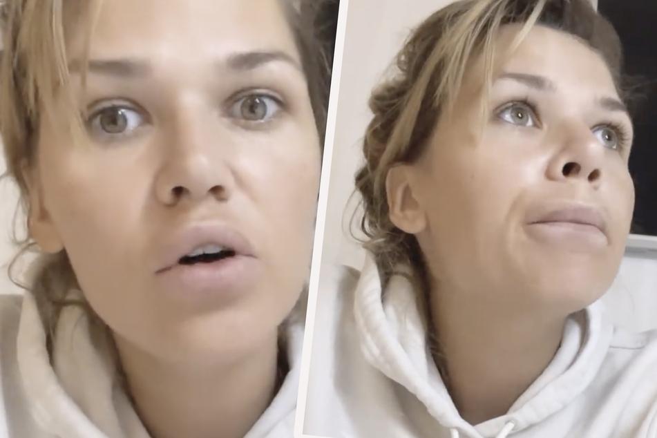 Ist stolz, dem Alkohol nun endgültig entsagt zu haben: Model Sara Kulka (30) ist trocken!