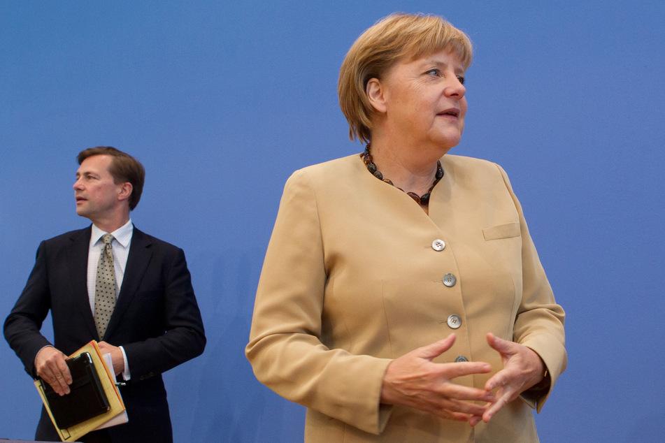 Enttarnt! Ausländischer Spion in Angela Merkels Presseamt