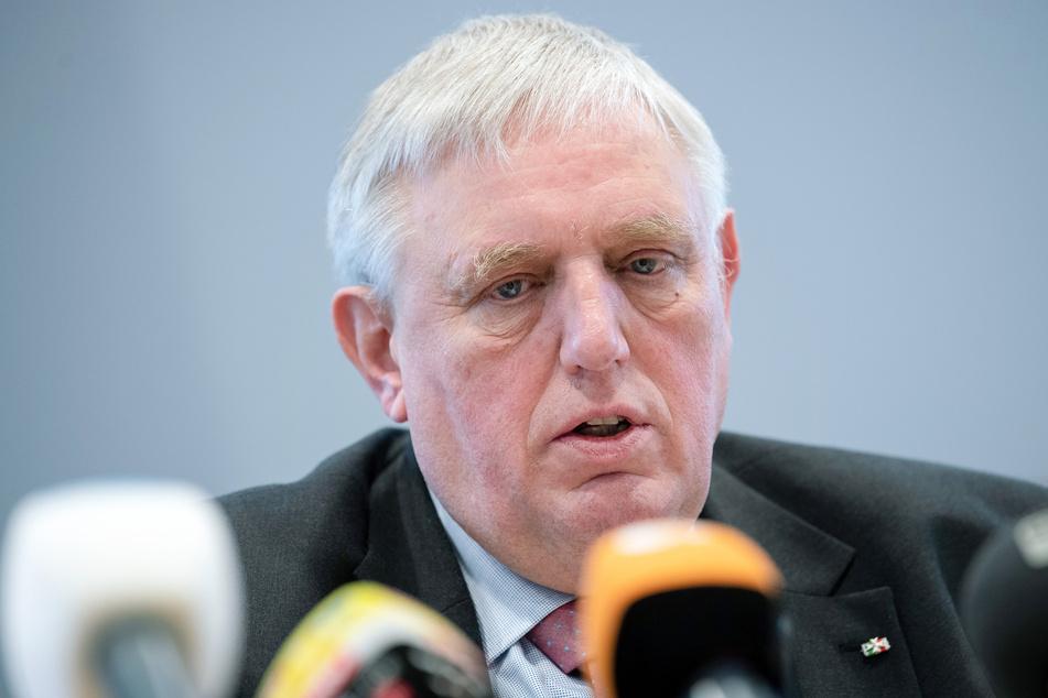 Der NRW-Gesundheitsminister Karl-Josef Laumann (CDU).