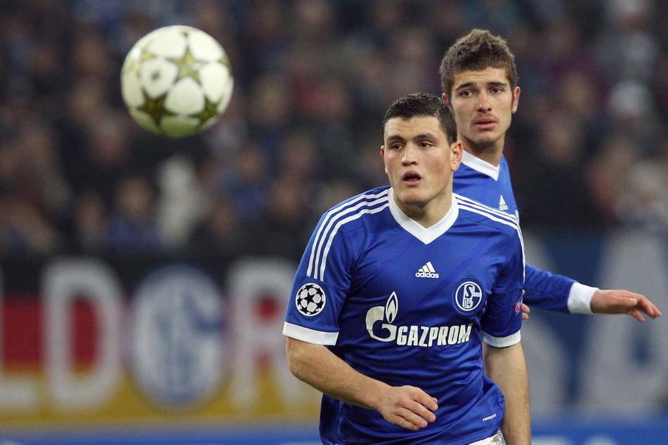 Kyriakos Papdopoulos (28). Im Schalke-Trikot lauschte er häufig der Hymne der UEFA Champions League.