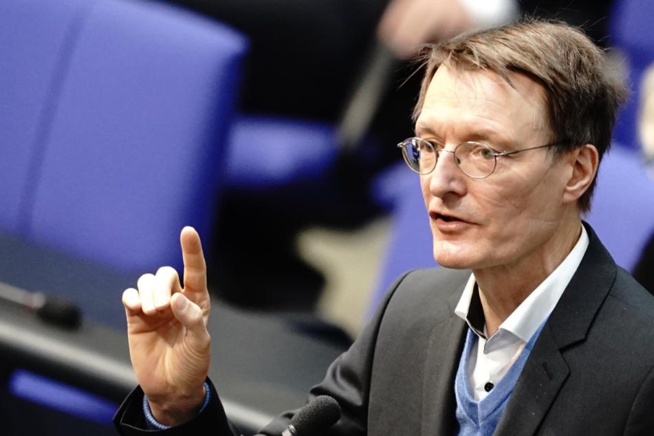 Coronavirus: SPD-Gesundheitsexperte Lauterbach fordert strenge Tests an Flughäfen