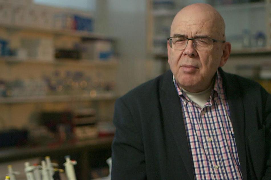 """Prof. Rolf Hilgenfeld:""""Ich brauche Partner aus der Pharmaindustrie für die klinische Entwicklung ... Die Pharmaindustrie interessiert sich nicht."""""""