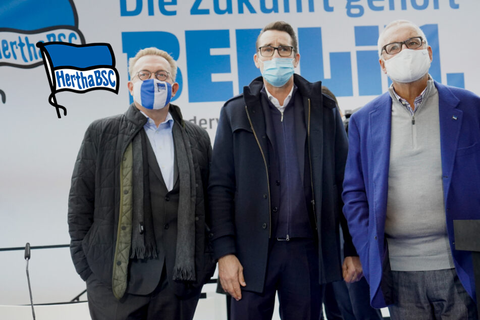 Hertha-Fans planen Demo vor Olympiastadion!