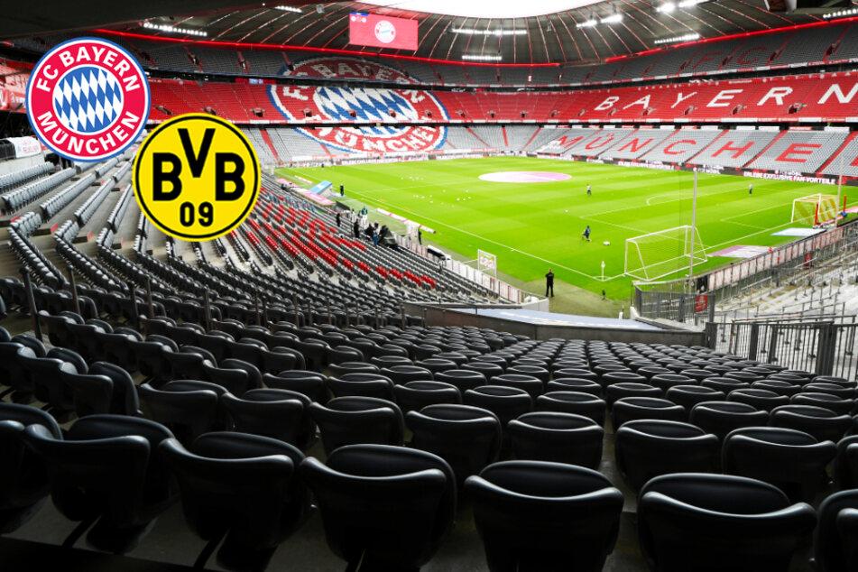 Supercup-Kracher zwischen dem FC Bayern und BVB ohne Zuschauer!