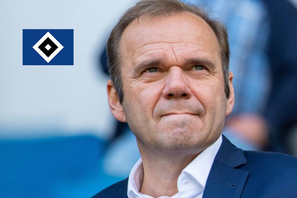 Entscheidung gefallen! HSV trennt sich von Vorstandschef Bernd Hoffmann