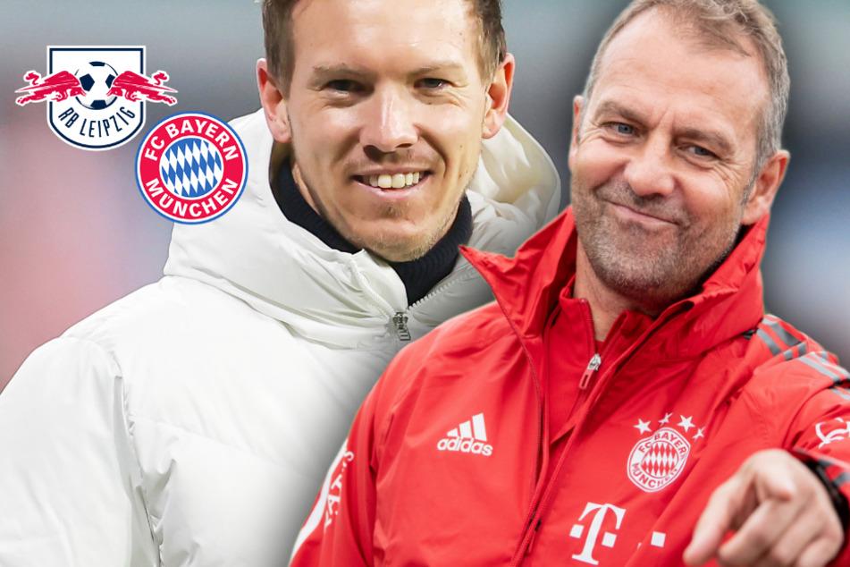 FC Bayern vor Meisterstück, letzte Chance für RB: Kracher-Duell in der Bundesliga