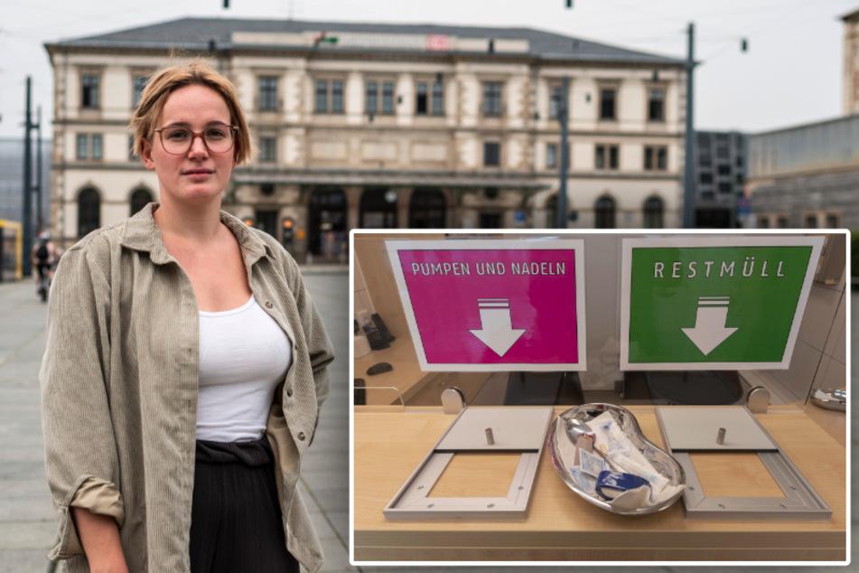 Linke fordern Drogenraum für Chemnitz