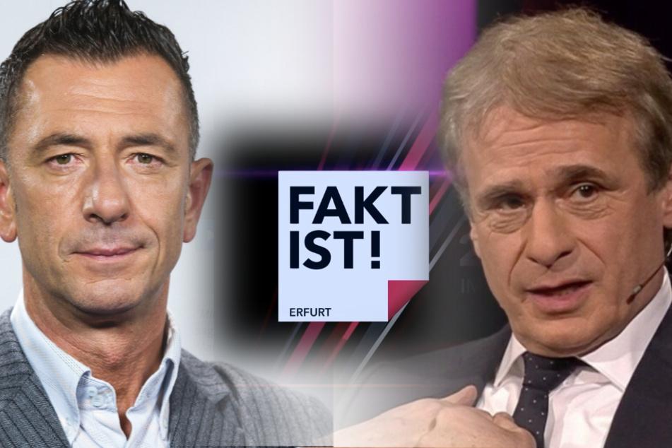 """""""Fakt ist!"""" im MDR - Runterfahren, absagen, einsperren!"""